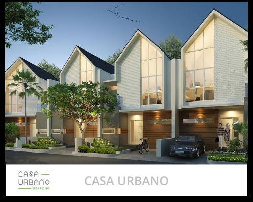 VIew Casa Urbano Project